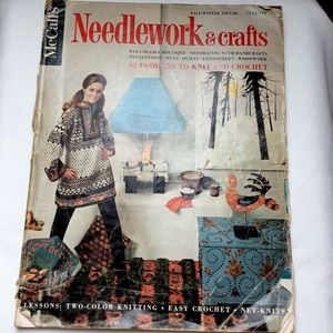 Other - Vintage McCall's Needlework &Crafts 1967 Magazine